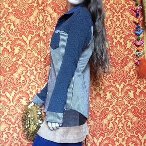 Urban Outfitters Sweaters - Beatnik Seventies Style Button Top